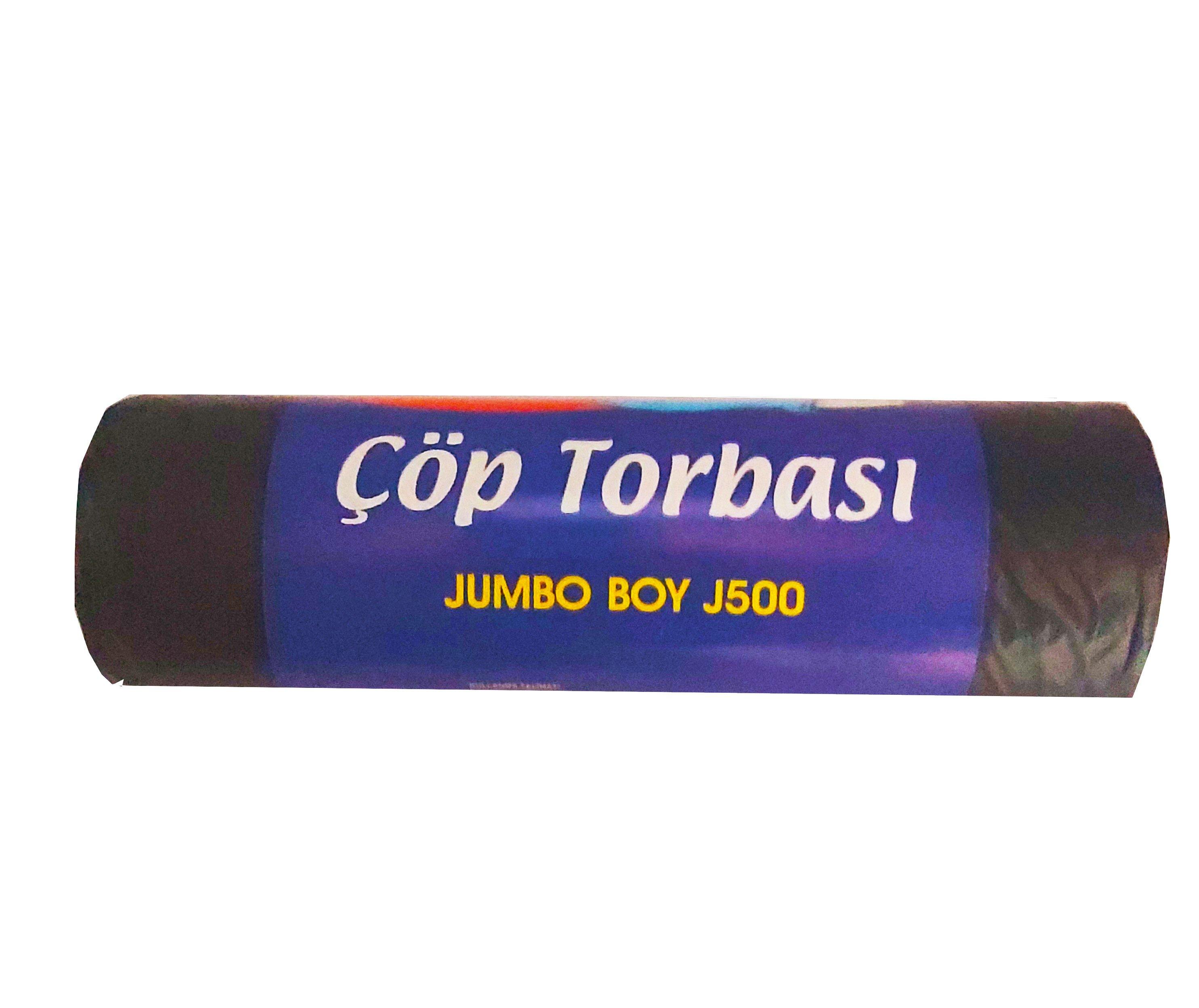 J500 Çöp Rulosu Siyah
